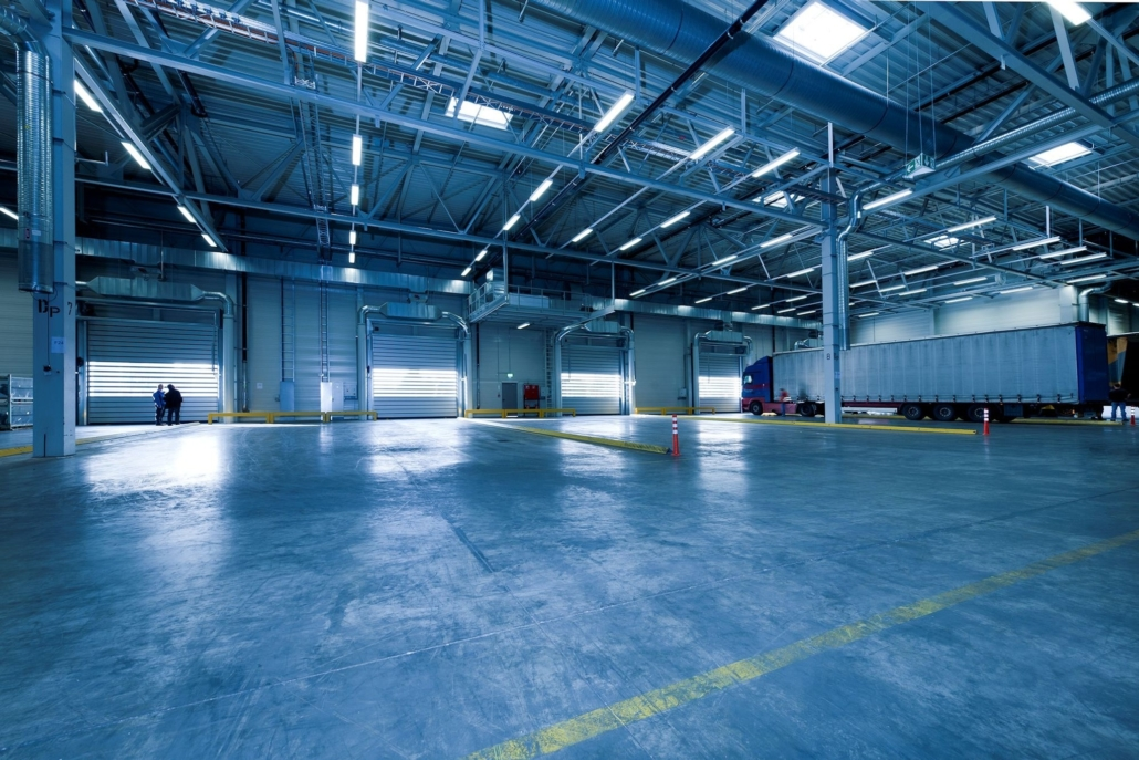 Industrial Buildings - Civil and Structural Engineering Services